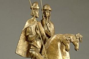 Камерная скульптура.