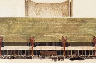 Архитектура советского театра второй половины 20 века.