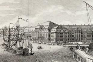 Эпоха барокко. Дворцовые театры первой половины 18 века.