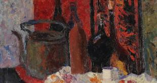 Тихая жизнь с 1940… Выставка-ретроспектива натюрморта.