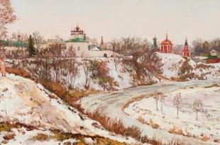 Выставка произведений Евгения Ромашко. Живопись.
