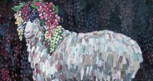 Нателла Тоидзе. Скульптура цвета.