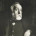 Эдгар Дега - Фотографический автопортрет, около 1895