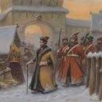 "Игорь Машков ""Стрелецкий караул в Москве. XVII век"" 2004"