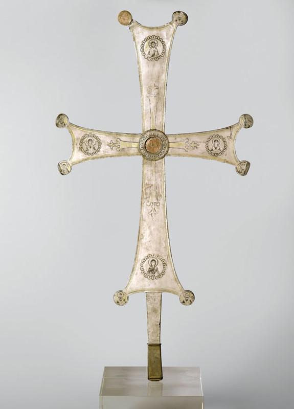 Процессионный крест из Адрианополя. Конец X – начало XI века.