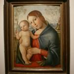 """Джакомо Франча """"Мадонна с младенцем"""" 1500-е"""