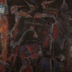 "Владимир Опара ""Полет Самураев над станцией Фукусима"" 2011"