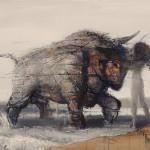"""Дмитрий Иконников """"Остров Крит. Похищение Европы №1"""" 2010"""
