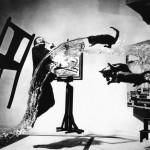 "Филипп Халсман ""Дали Атомикус"" Испанский художник Сальвадор Дали"" 1948"