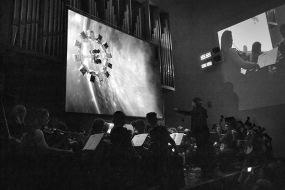 Четвертый фестиваль саундтреков «Кинозвук».