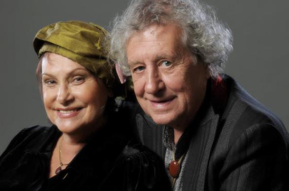 Наталия Касаткина и Владимир Василёв. Фото из личного архива Наталии Касаткиной.