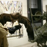 Бурятский колорит на открытии выставки