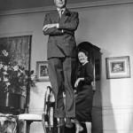 """Филипп Халсман """"Герцог и герцогиня Виндзорские"""" 1956"""