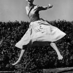 """Филипп Халсман """"Одри Хепбёрн"""" 1955"""