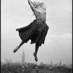 "Филипп Халсман ""Ева Мари Сэйнт"" 1954"