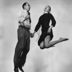 """Филипп Халсман """"Филипп Халсман и Грейс Келли"""" 1954"""