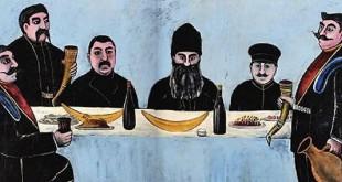 Лекция Кетеван Кинцурашвили «Пиросмани в контексте грузинского авангарда».