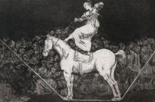 Франсиско Гойя: Красный Монолит.