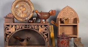 Новая постоянная экспозиция «Русский стиль» откроется в Музее декоративно-прикладного и народного искусства.