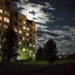 История города Славутич и судьбы его жителей в проекте швейцарского фотографа.