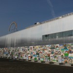 Тотальная инсталляция в рамках программы Garage Square Commissions.