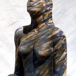 """Крисс Гуэнцати Дубини """"Цветная женщина"""" 2002"""