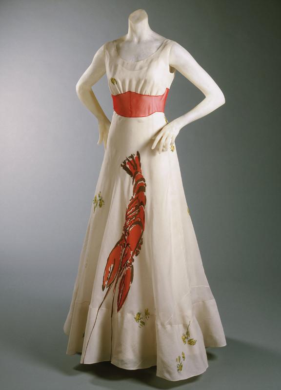 Платье от Эльзы Скиапарелли