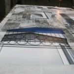 Инсталляция в рамках программы Garage Atrium Commissions.