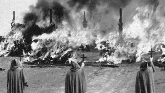 «Молот ведьм / Kladivo na čarodějnice». Режиссёр Отакар Вавра. 1969