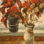 """Эдуард Гудзенко """"Красные листья"""" 1985"""
