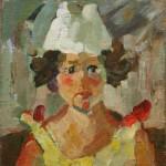 "Эдуард Гудзенко ""Наташа"" 1959"