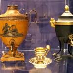Традиции чаепития в России.