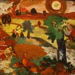 "Эдуард Гудзенко ""Горячее солнце"" 1962"