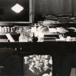 Тынис Винт и Юрий Соболев в квартире Тыниса Винта. Таллинн, 1970-е