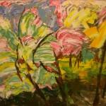 "Эдуард Гудзенко ""Сад весной"" 1998"