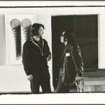 Рауль Меэль и Борис Жутовский. 1974. Фото: Яан Клышейко
