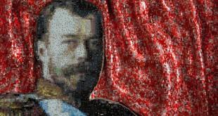 Семья Николая II в портретах греческого скульптора Никоса Флороса.