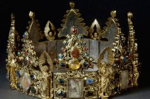 Людовик Святой и реликвии Сент-Шапель.