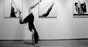 Тело мысли. Танцевальный перформанс в честь закрытия выставки Говарда Шатца.