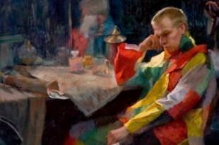 Творческая встреча с художником Наталией Зайцевой.