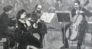 Концерт немецкой камерной музыки.