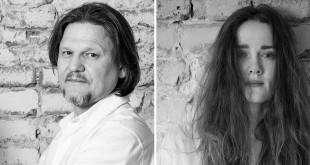 Алексей Чайкасов и Лиза Эшва. Блиц-интервью к выставке в Alpert Gallery.
