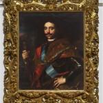 """Ян Купецкий """"Портрет Петра I"""" 1711"""
