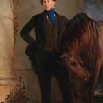 """К. Робертсон """"Портрет В.П. Орлова-Давыдова"""" 1840"""