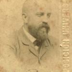 Фотопортрет Антонио Гауди для участия в Международной выставке в Барселоне, 1888