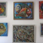 Рыбы-люди Алексея Федотова