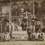 """Дмитрий Ермаков """"Ашура (у шиитов – день поминовения имама Хусена)"""" Баку, Азербайджан, 1890-е"""