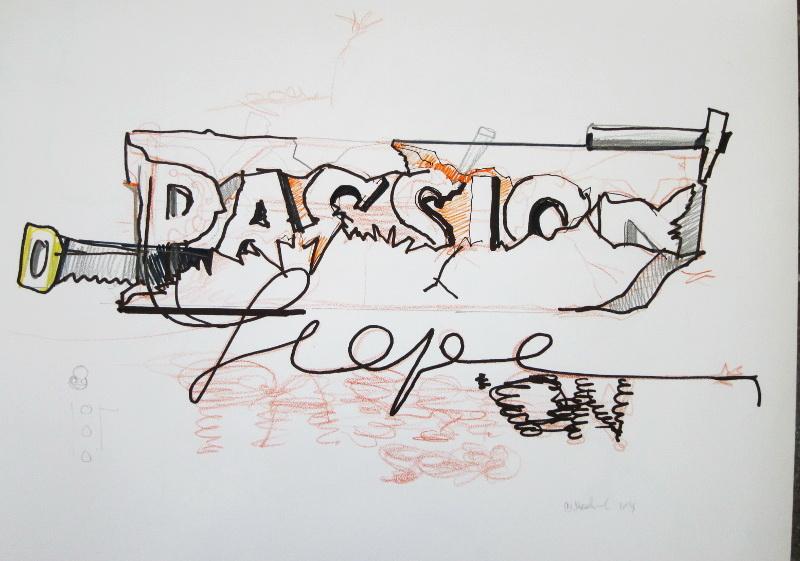 """Сергей Шеховцов """"Passion"""" 2016"""