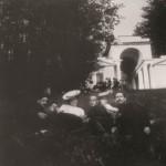 А. Гринберг. На склоне у Миловиды. Начало 20 века.