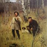 """Алексей Степанов """"Гоп! Гоп!"""" 1888"""